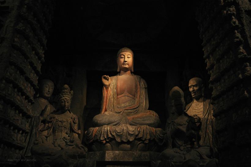 Eterno Buda Shakyamuni